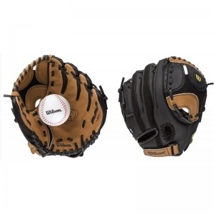 EZ CATCH GLOVE A0325 WITH BALL